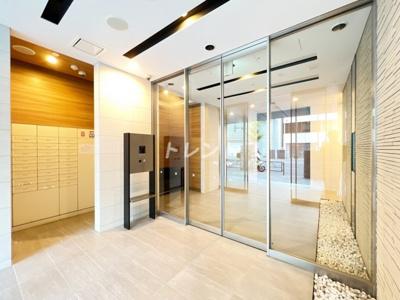 【エントランス】プラウドフラット外神田