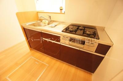 【キッチン】ホワイト・サラ