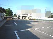 【駐車場】黒石市市ノ町市役所隣駐車場
