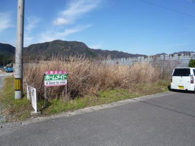 【外観】外江町 売り土地