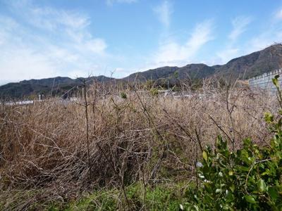 【展望】外江町 売り土地
