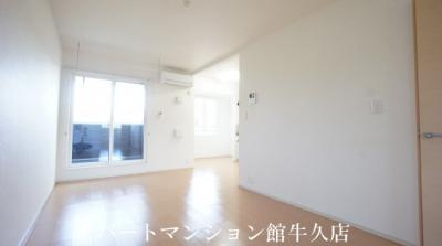 【居間・リビング】アイレジデンスⅡ番館