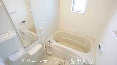 【浴室】アイレジデンスⅡ番館