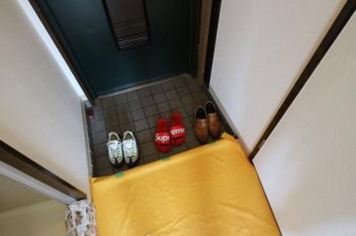 【玄関】サンセットムーン