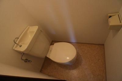 【トイレ】サンセットムーン