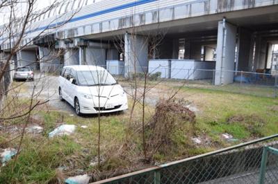 【駐車場】第8摂津グリーンハイツ (株)Roots