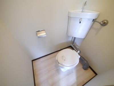 【トイレ】南台コーポ