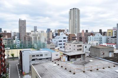 【外観】プレサンス北堀江