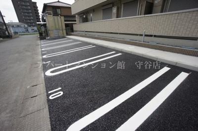 【駐車場】Sereno MORIYA