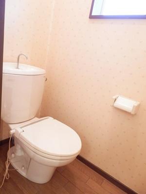 宇津木アパートのトイレ