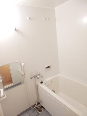 宇津木アパートのお風呂