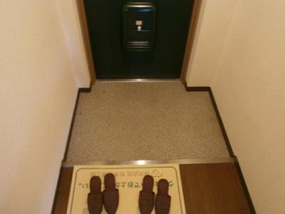 【玄関】エスポワール