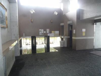 【ロビー】セントラルステージ光明池