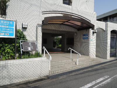 【エントランス】エステート喜連東