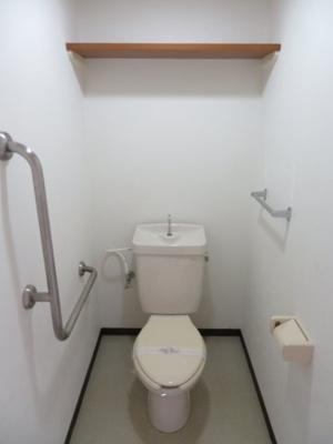 【トイレ】ラ・ステラ