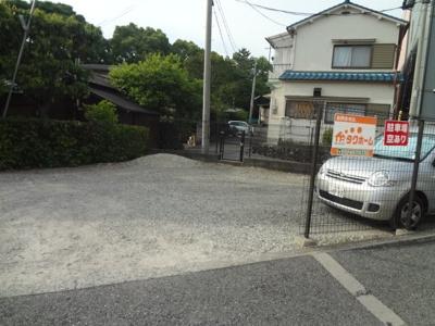 【外観】石田モータープール(業務スーパー前)