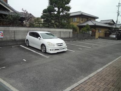 【外観】エスペランサ駐車場