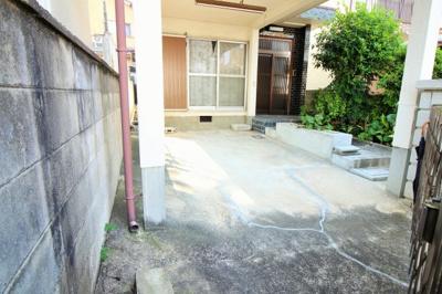 【外観】伏見区桃山町 自由設計 建築条件なしの土地