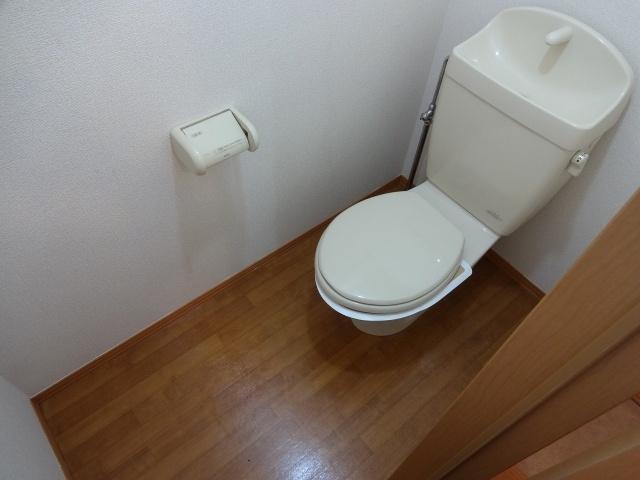 アムールアザブ トイレ