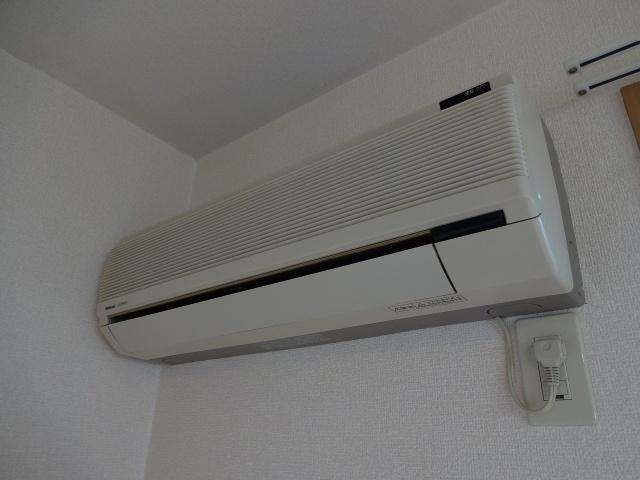 アムールアザブ 設備 エアコン
