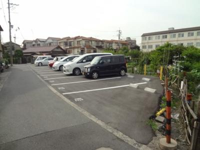 【外観】小西駐車場