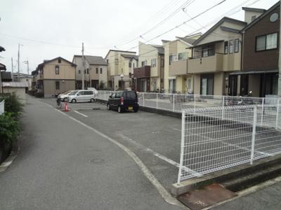 【外観】ボヌール駐車場