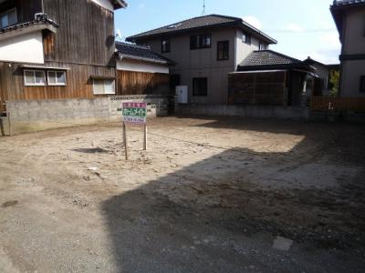 【外観】米子市旗ヶ崎1丁目売土地