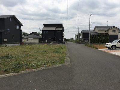 【前面道路含む現地写真】富士見ヶ丘1丁目15番