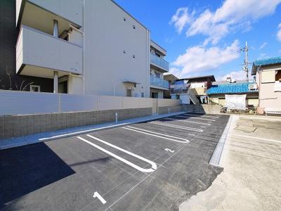 【駐車場】ノーザンライツ