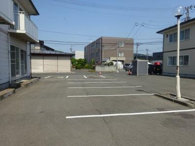 【駐車場】パークウェイホームズ
