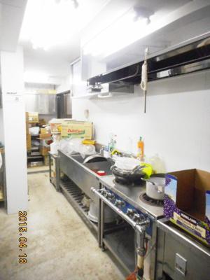【キッチン】健美プラザビル