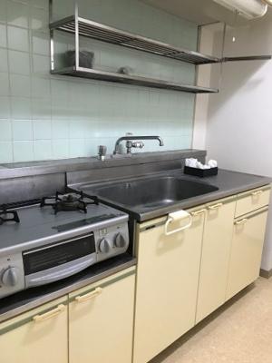 【キッチン】ダイアナマンション熊谷