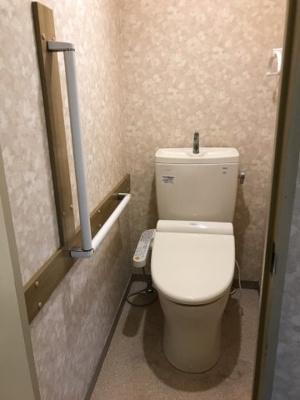 【トイレ】ダイアナマンション熊谷