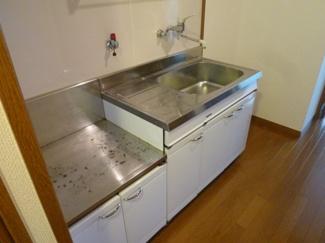 【キッチン】ファインコートⅡ番館