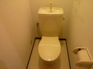 【トイレ】ファインコートⅡ番館