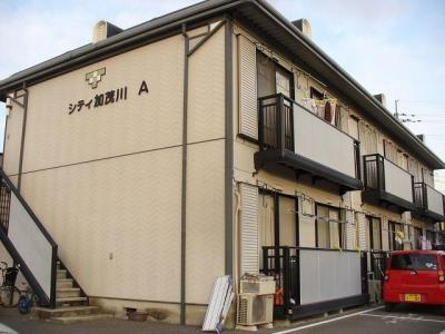 【外観】シティ加茂川A・B