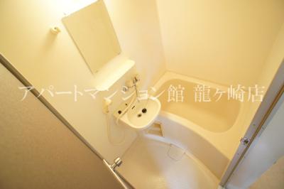 【浴室】ウッディパレス服部Ⅱ