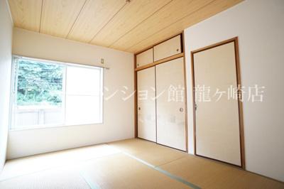 【寝室】ウッディパレス服部Ⅱ