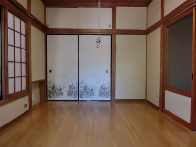【洋室】白石荘