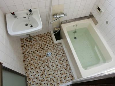 【浴室】白石荘