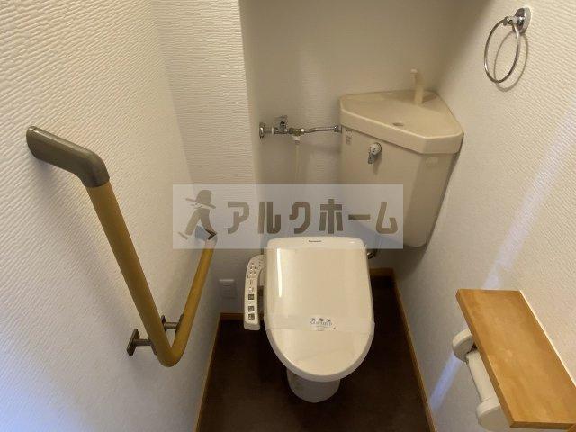 【浴室】第3コーポ平野