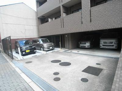 【駐車場】プレサンス天満