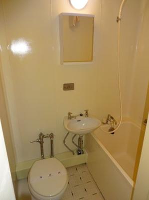 【浴室】永谷ヒルプラザ六本木