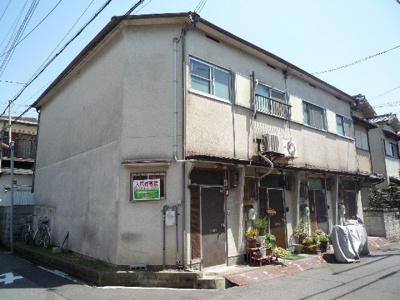 【外観】浜口4戸1貸家