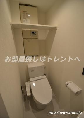 【トイレ】ラピス新宿南【LAPis新宿南】