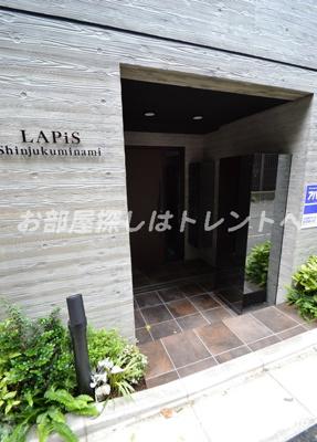 【エントランス】ラピス新宿南【LAPis新宿南】