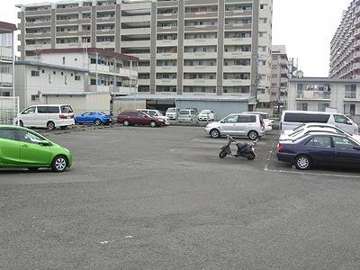 【駐車場】オカモトモータープール