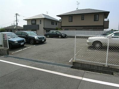 【駐車場】久野喜台No.3モータープール