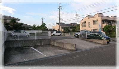 【駐車場】高辺台No.2モータープール