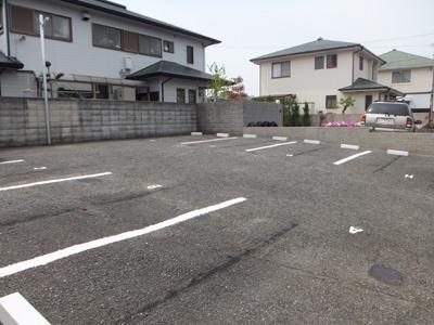 【駐車場】寺池台No.8モータープール